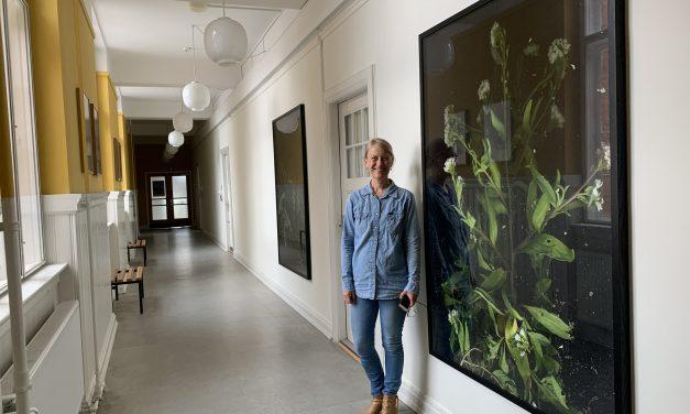 Huskunstner Maria Rømer