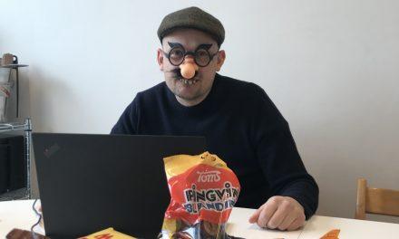 Virtuelt bingo-spil