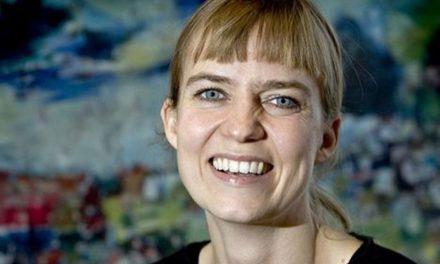 Besøg af Karen Rønde